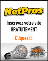 Annuaire de sites web, inscription gratuite de votre site internet